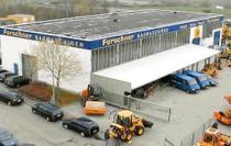 Surface de vente Forschner Bau- und Industriemaschinen GmbH