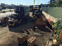 Surface de vente KESKIN CONSTRUCTION LIMITED COMPANY