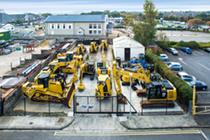 Surface de vente Littler Machinery Ltd