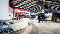 Surface de vente WVD-Südcaravan GmbH
