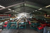 Surface de vente Duijndam Machines