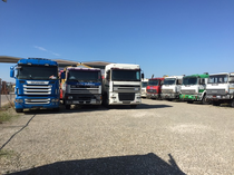 Surface de vente Z.P. TRUCKS SRL