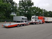 Lieu de stockage Hüffermann Krandienst GmbH