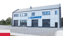 Surface de vente HAMMERsrl POLSKA