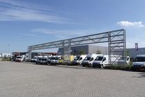 Lieu de stockage Volvo Group Truck Center B.V.