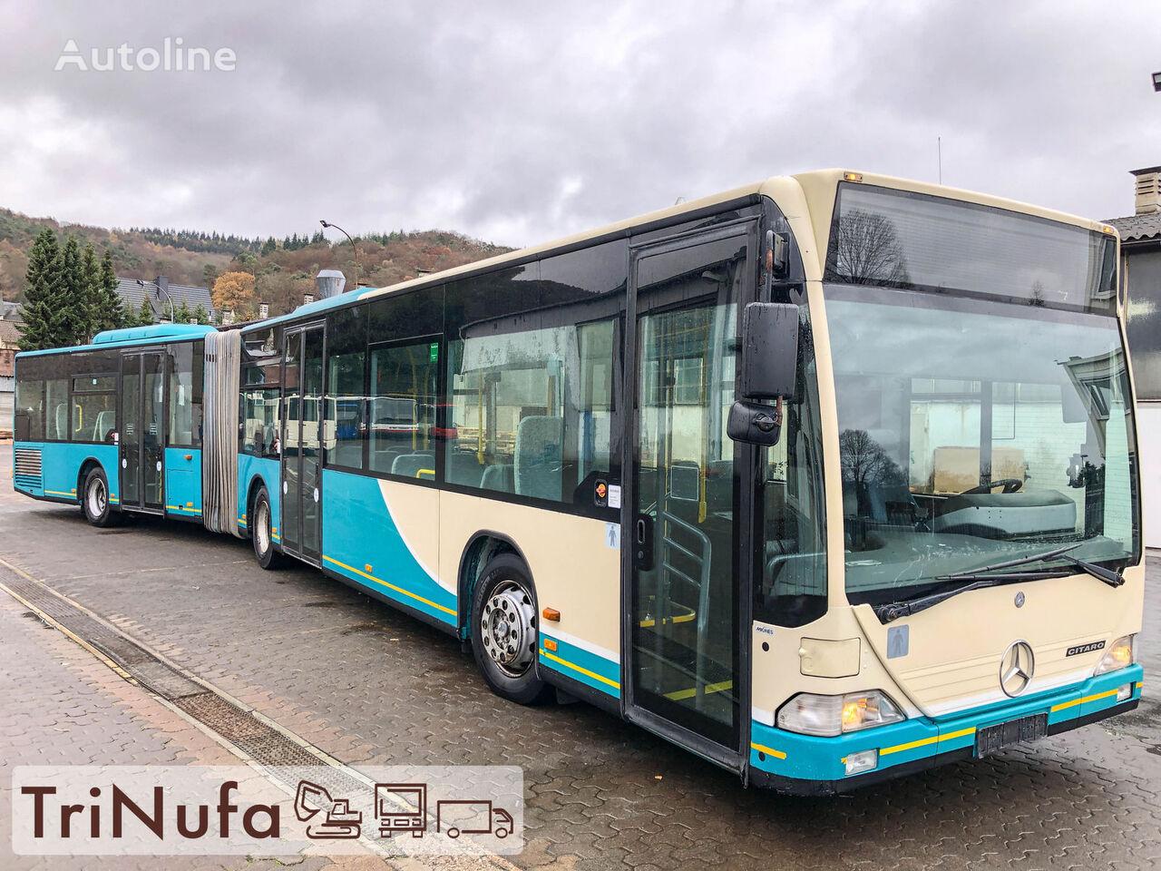 autobus articulé MERCEDES-BENZ O 530 G - Citaro Ü | Retarder | Euro 3 | Tempomat |