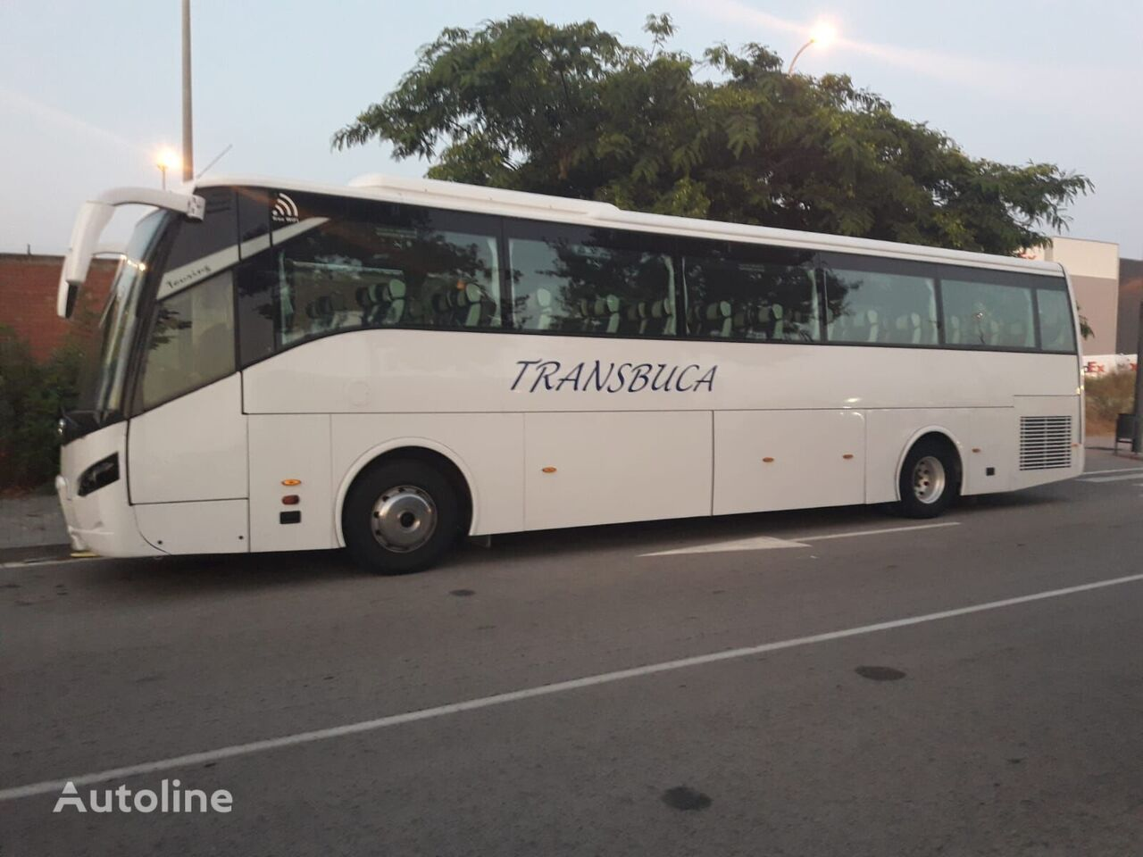 autocar de tourisme IVECO NOGE Titanium