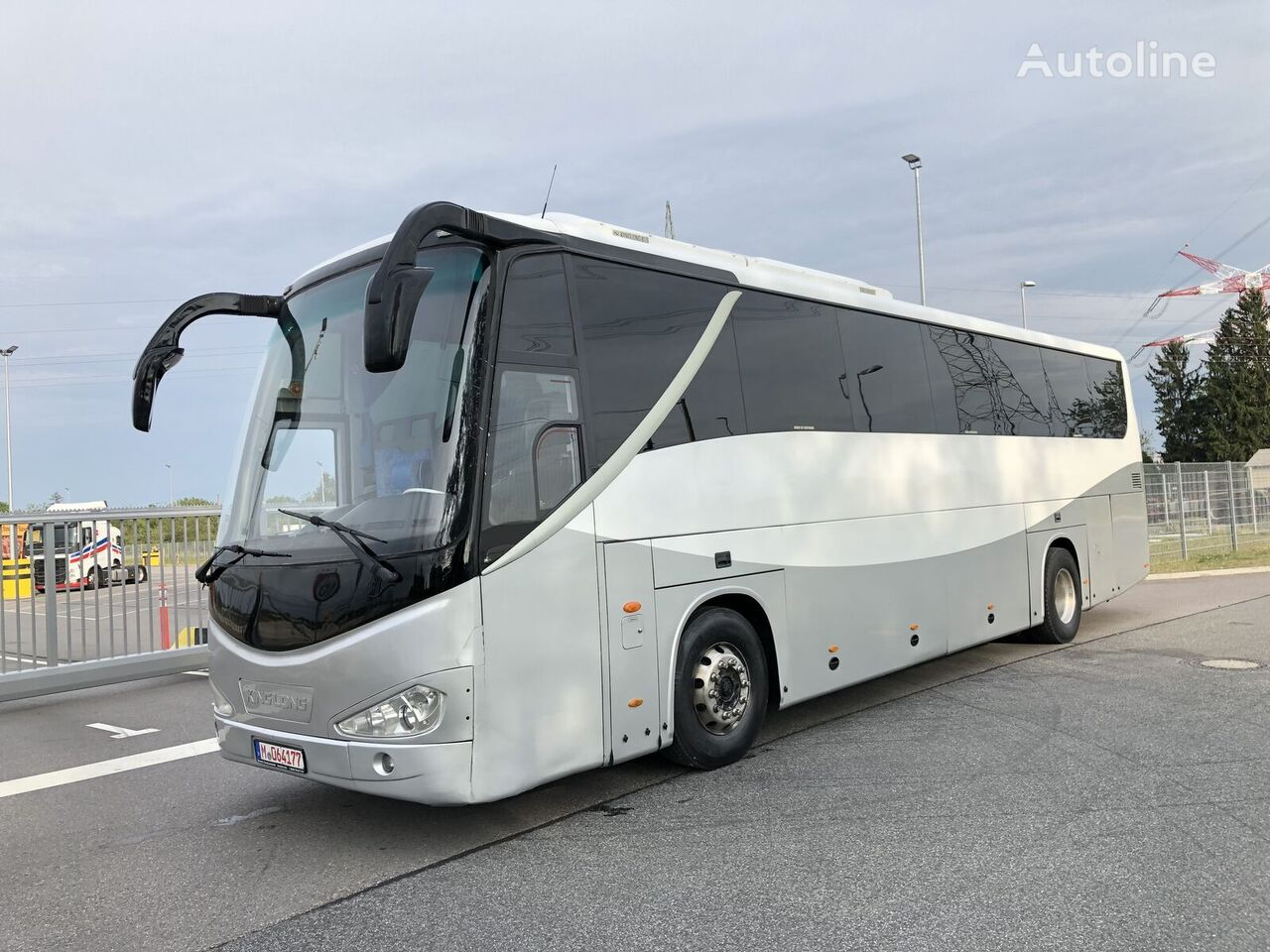 autocar de tourisme KING LONG XQM6127