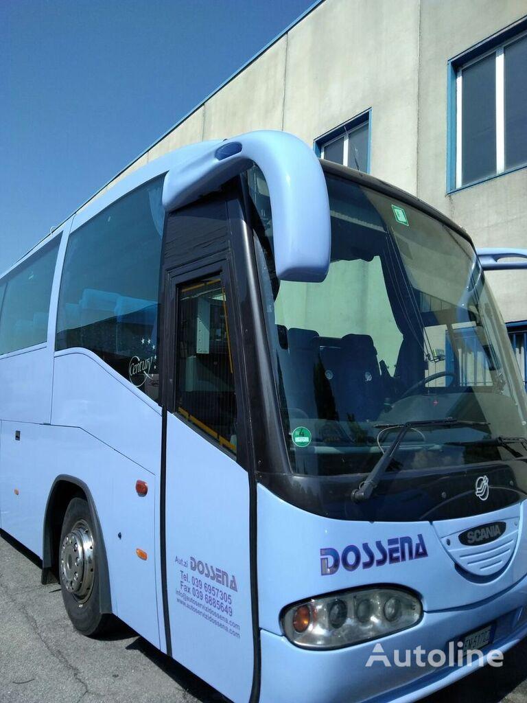 autocar de tourisme SCANIA irizar capacity
