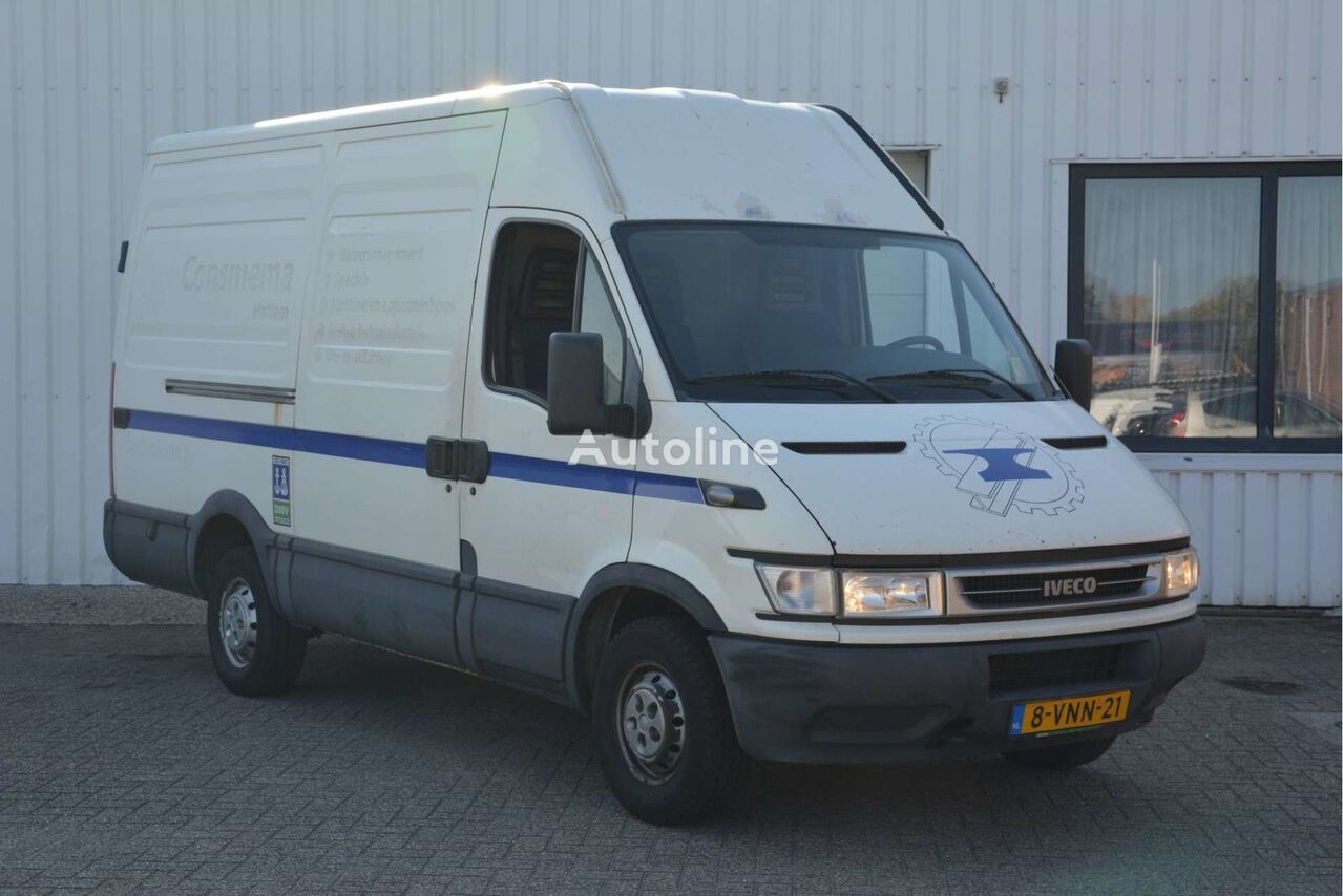 fourgon utilitaire IVECO Daily 35S12 L2H2