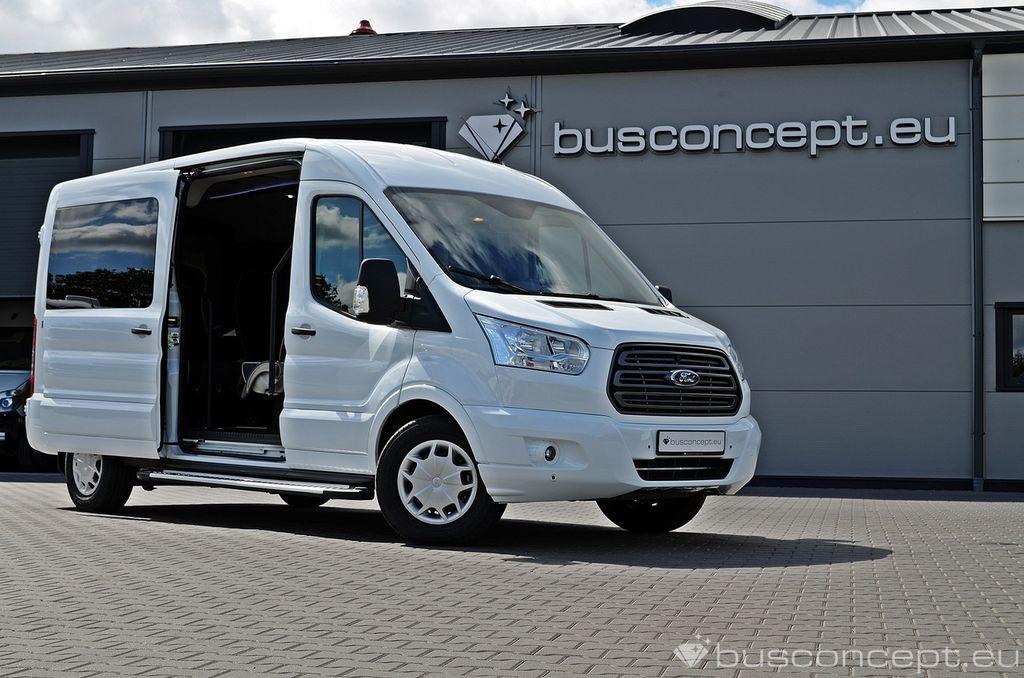 fourgonnette de tourisme FORD Transit 350 L3H2 Autm. Webasto VIP-Conversion neuve