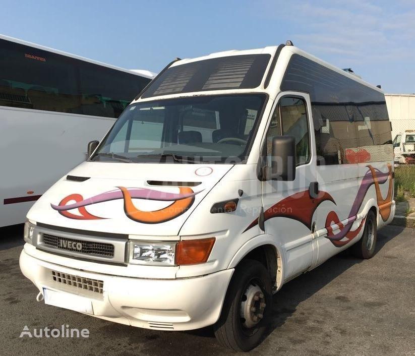 fourgonnette de tourisme IVECO DAILY MINIBUS 110 CV
