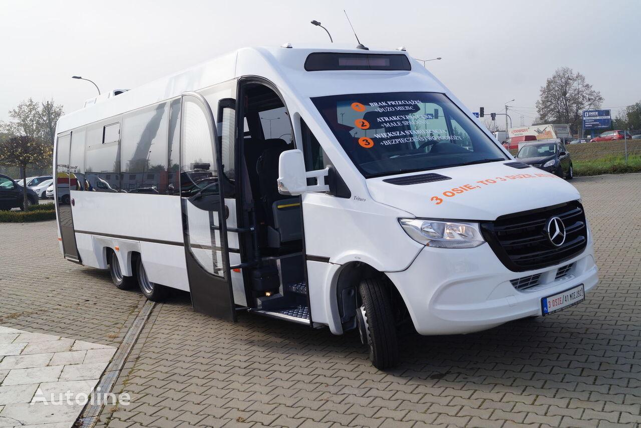 fourgonnette de tourisme MERCEDES-BENZ Sprinter neuve