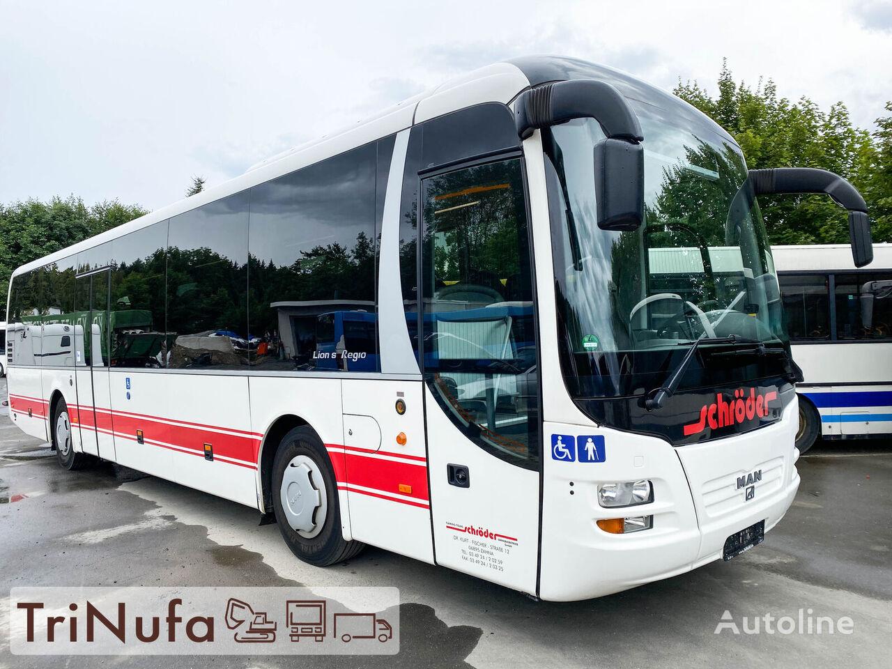 bus interurbain MAN R 12 | Euro 4 | 55 Sitze| Schaltgetriebe | Klima |