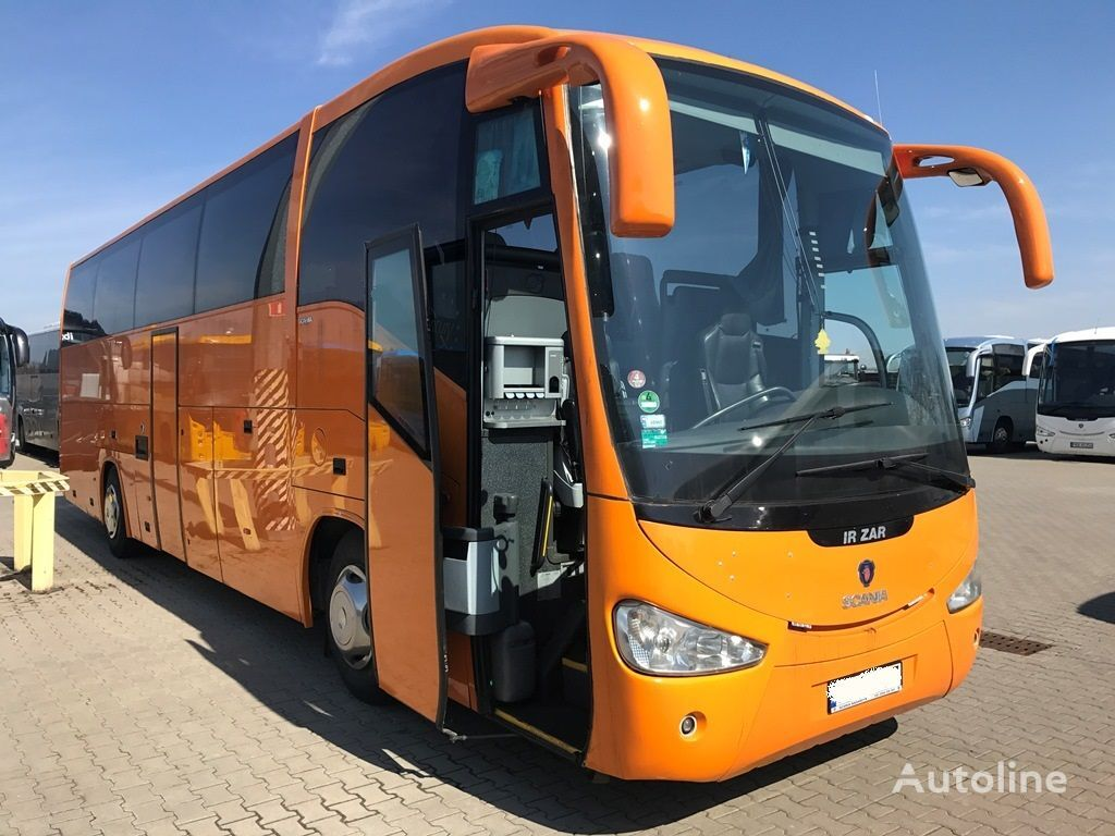 bus interurbain SCANIA IRIZAR NEW CENTURY 12.37