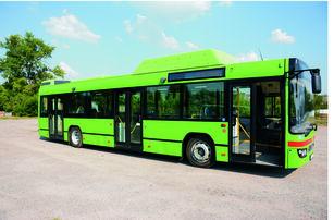 bus urbain VOLVO 7700