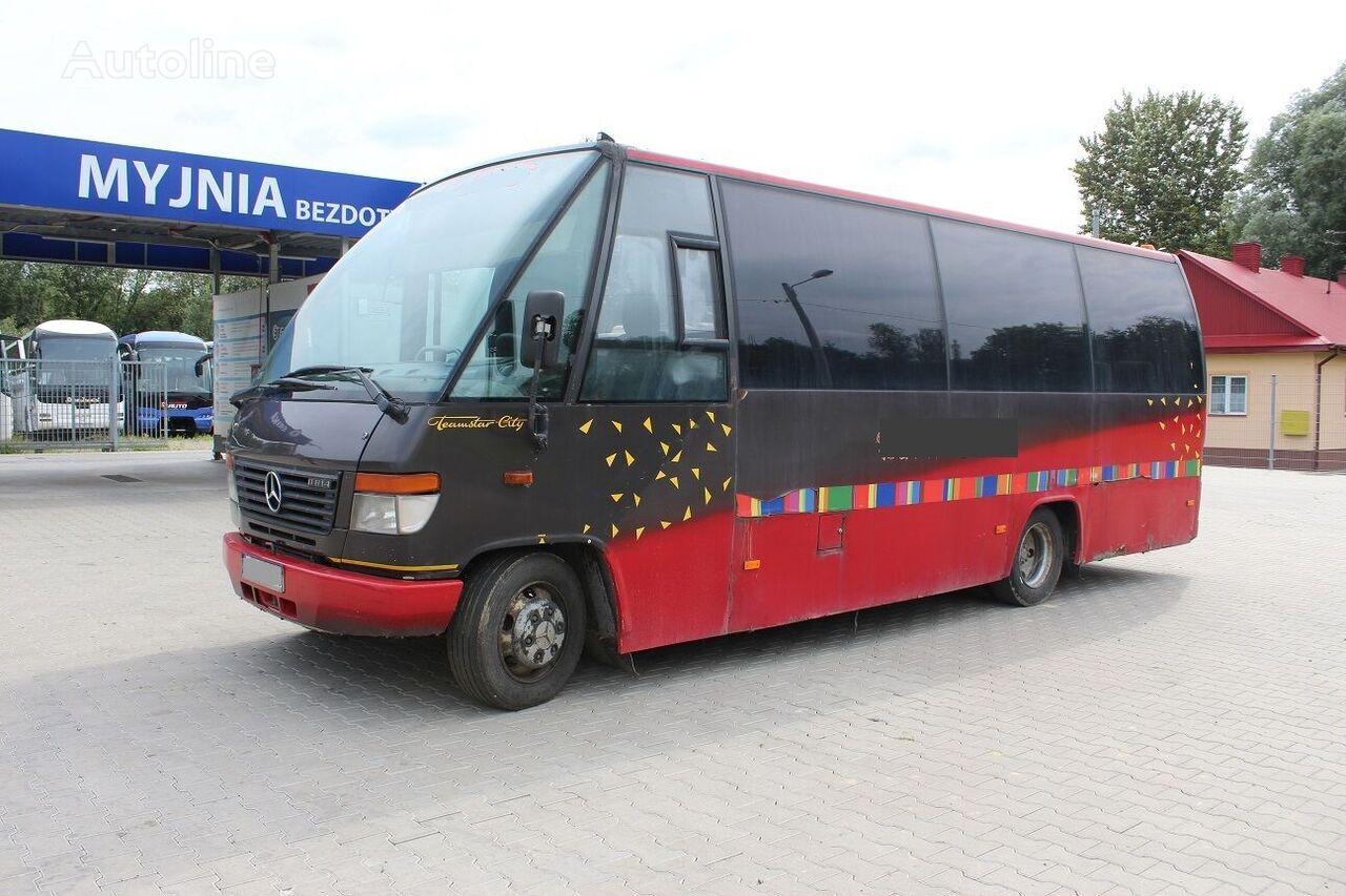 bus urbain MERCEDES-BENZ VARIO 814D