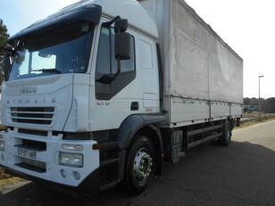 camion bâché IVECO Stralis 270