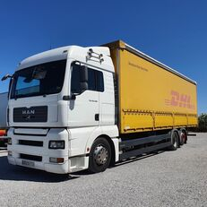 camion bâché MAN TGA 26.350