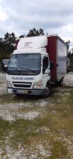 camion bâché Mitsubishi Fuso Canter