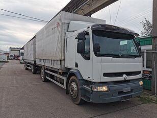 camion bâché RENAULT Premium 300 Pritsche