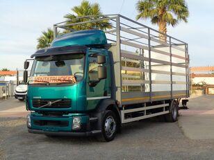 camion bâché VOLVO FL 18.290 E5 CAJA FRUTERA