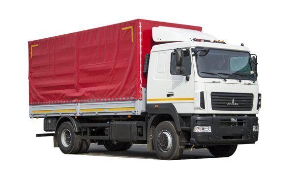 camion bâché MAZ 5340C5-8520-000 neuf