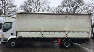 camion bâché RENAULT Midlum 180