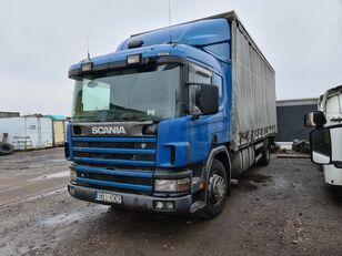 camion bâché SCANIA 94D260 Exportamos a Paraguay