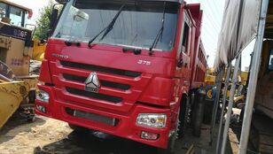 camion-benne HOWO 375 8x4 Hot sale Cheap price Good condition 371