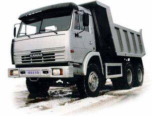 camion-benne KAMAZ 65115 neuf