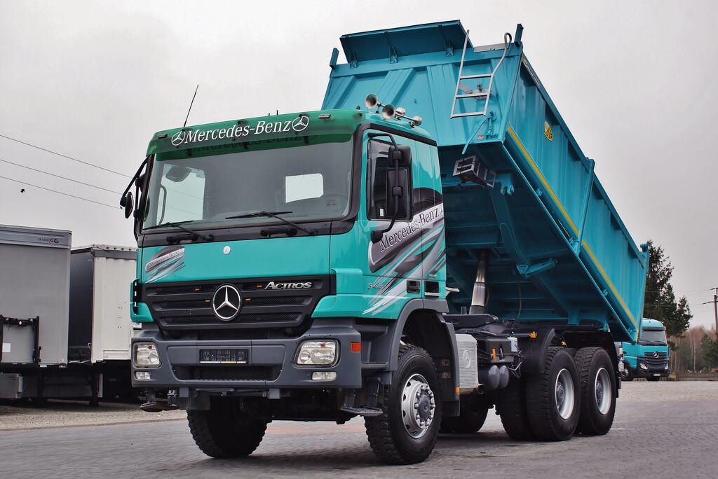camion-benne MERCEDES-BENZ Actros MP2 3341
