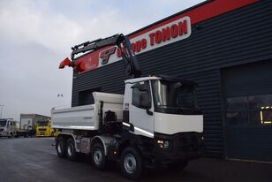 camion-benne RENAULT Gamme K 480 / APPROVISIONNEMENT VEHICULES NEUFS SOUS MANDAT / LO neuf