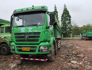 camion-benne SHACMAN SHAANXI 8*4 6*4