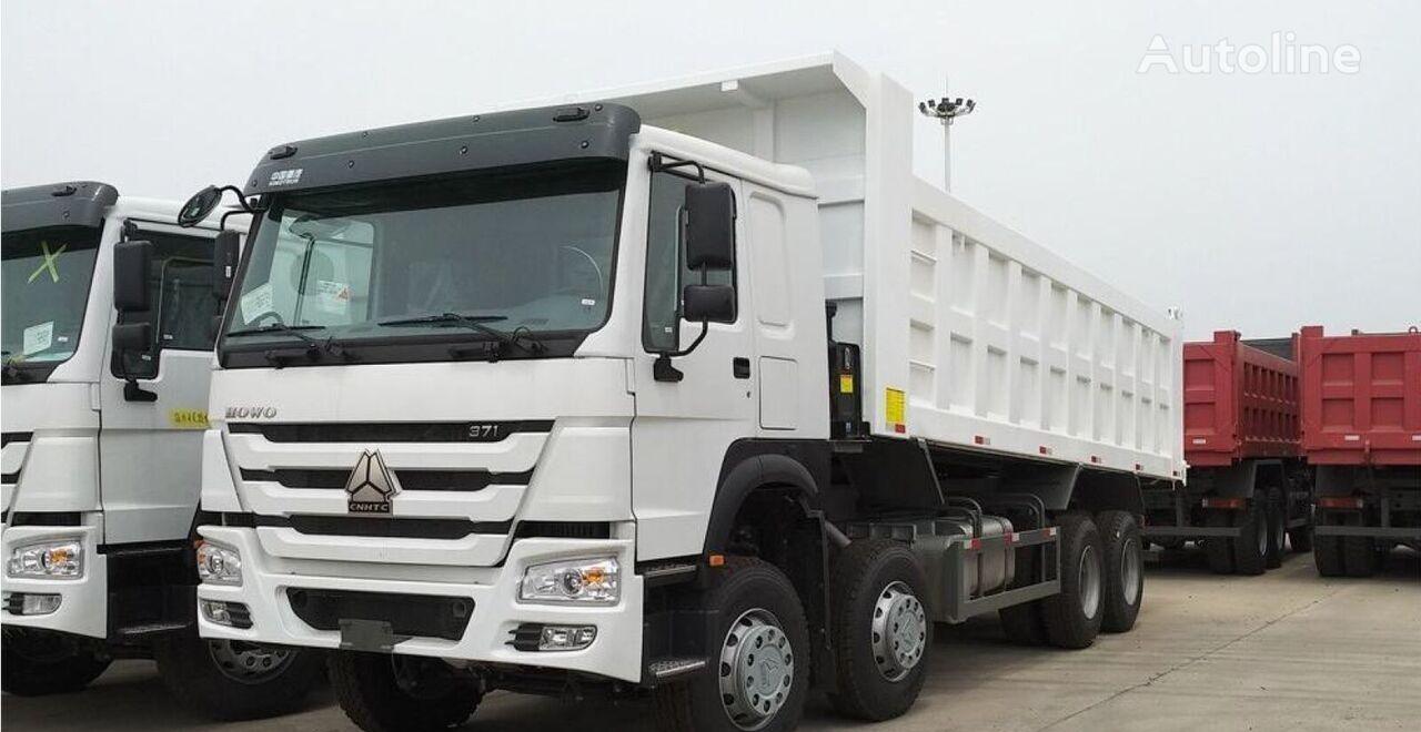camion-benne SINOTRUK neuf