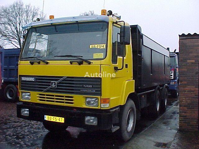 camion-benne TERBERG FL1350-WDG1 6x6 Tipper