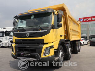 camion-benne VOLVO 2015 FMX 460 AC E5- 8X4- 70 TONS! BIG WHEELS - 15 UNITS