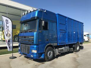 camion bétaillère DAF 95XF.480