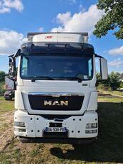 camion bétaillère MAN TGS 35 440  8x4