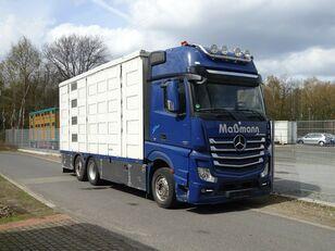 camion bétaillère MERCEDES-BENZ Actros 2551 6x2