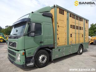 camion bétaillère VOLVO FM420/Menke-Janzen Viehtransporter 3Stock