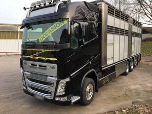 camion bétaillère VOLVO FH 540