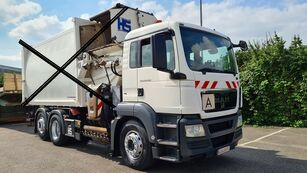camion châssis MAN TGS 26.320 LL 6x2 Fahrgestell Chassi rigth hand