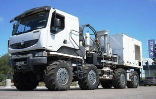 camion châssis THOMAS CONSTRUCTEURS [Other] 8x8 THOMAS Low speed truck with hydraulic drive!