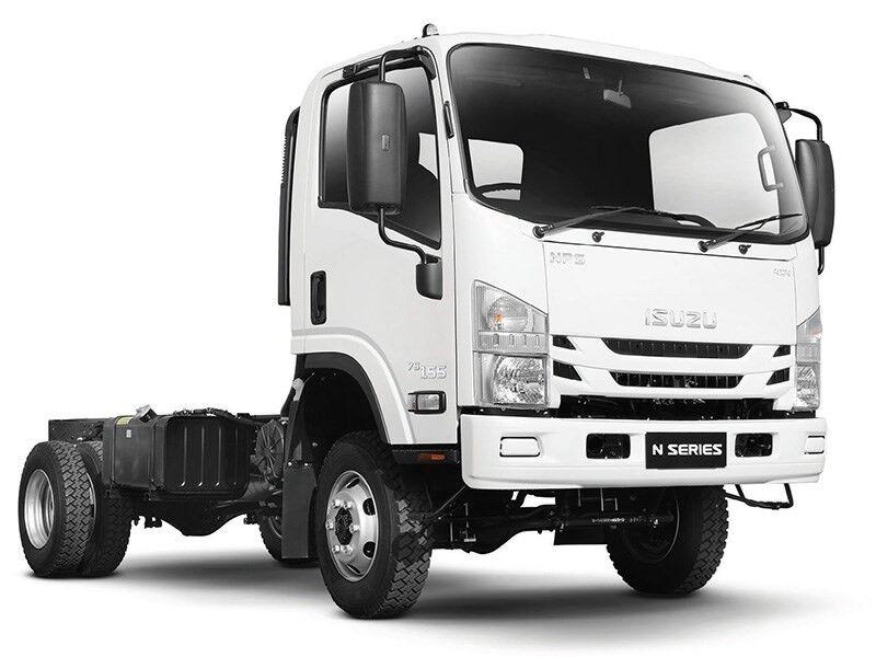 camion châssis ISUZU NPS 75 K neuf