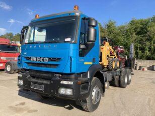 camion châssis IVECO Trakker 330 neuf