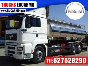 camion-citerne MAN TGS 26 400