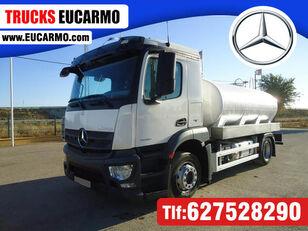 camion-citerne MERCEDES-BENZ ANTOS 18 40