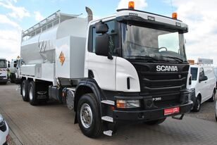 camion-citerne SCANIA P360 Mobile Explosive Manufacturing Unit Heavy Anfo MPU