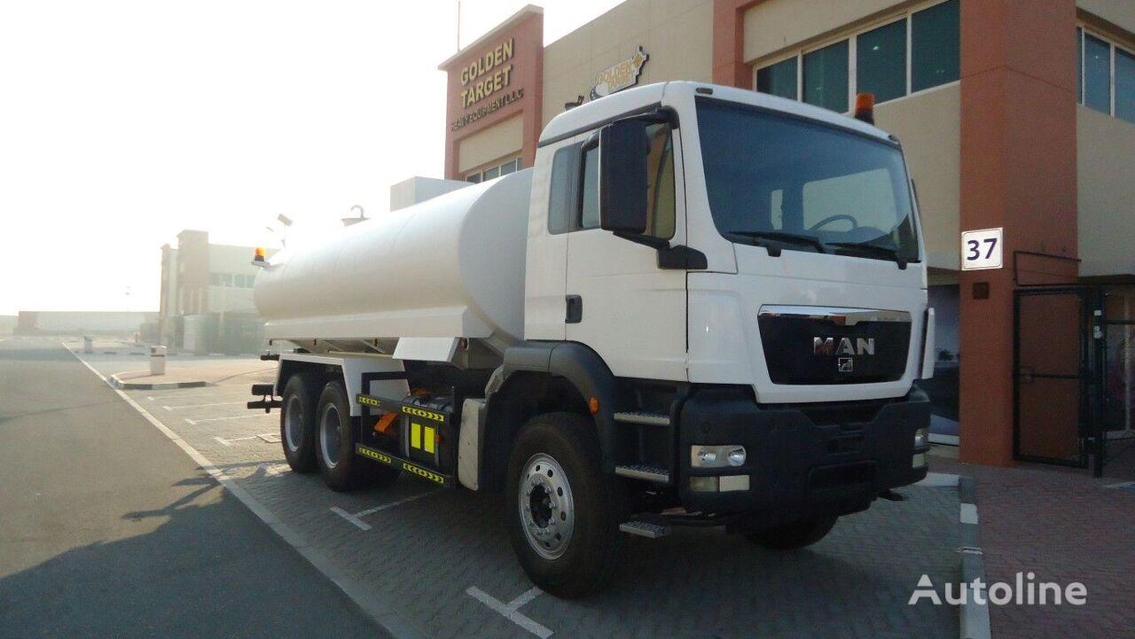 camion-citerne MAN TGS 33.360 6x4 18000 L Water Tank 2013